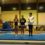 1° classificata Nicole Antoniazzi